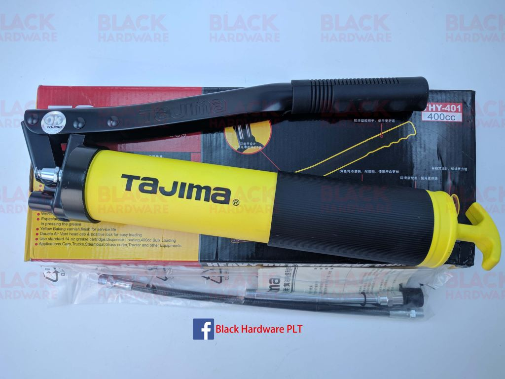 Tajima Heavy Duty Grease Gun