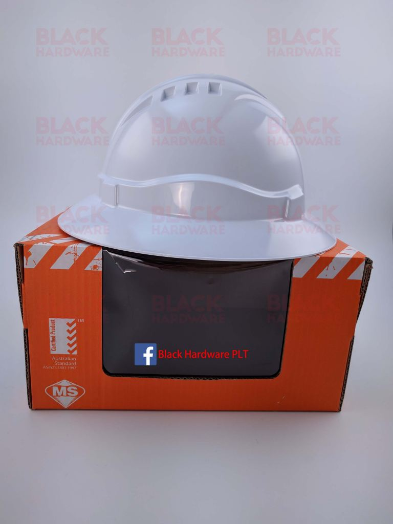Proguard Full Brim Safety Helmet/Sirim Certified