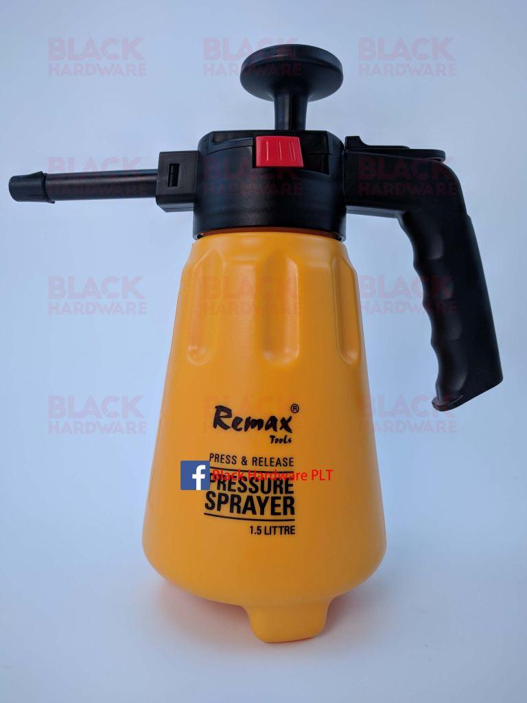 Remax pressure sprayer