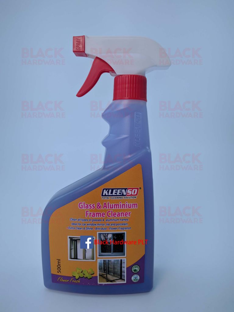 Kleenso Anti-Dust Glass And Aluminium Frame Cleaner