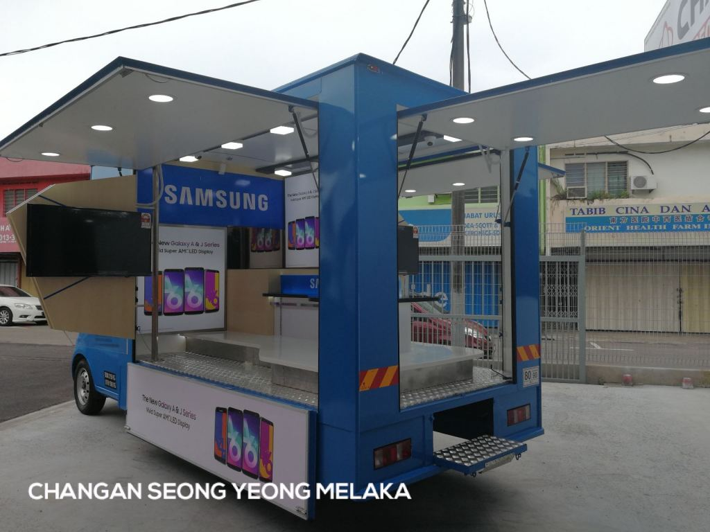 Mobile Display Truck