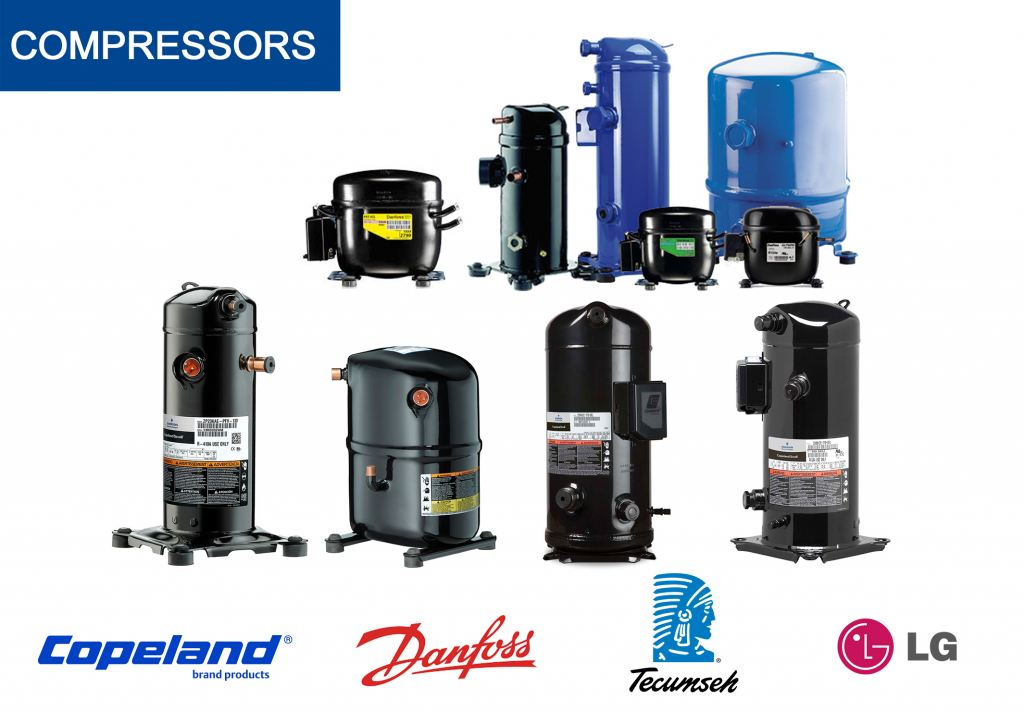 ALL BRAND AIR-CONDITIONING & REFRIGERATION COMPRESSOR !!!!!