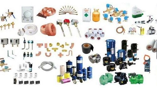 AIR-CONDITIONING & REFRIGERATION SPARE PARTS AND TOOLS !!!!