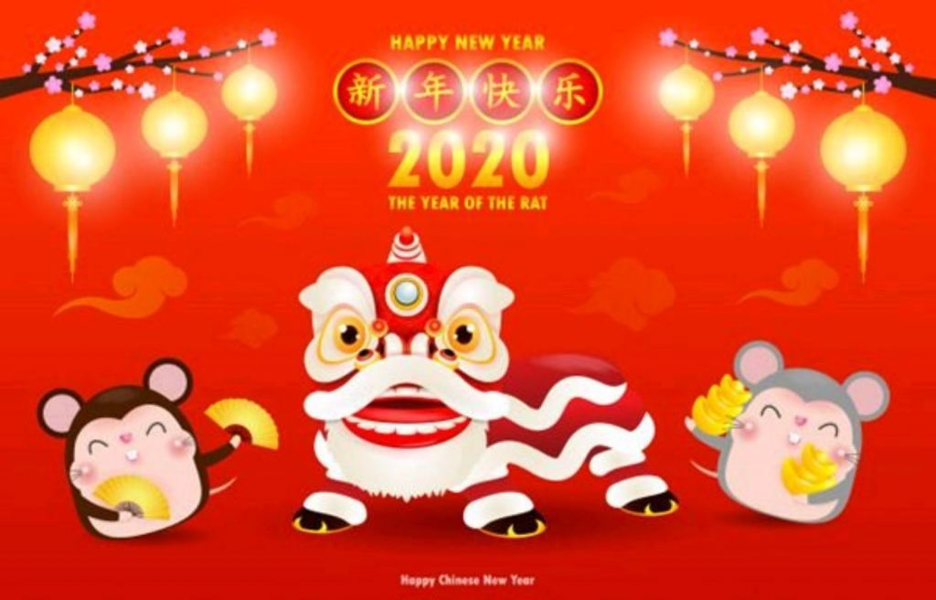Happy new year and gong xi fa cai