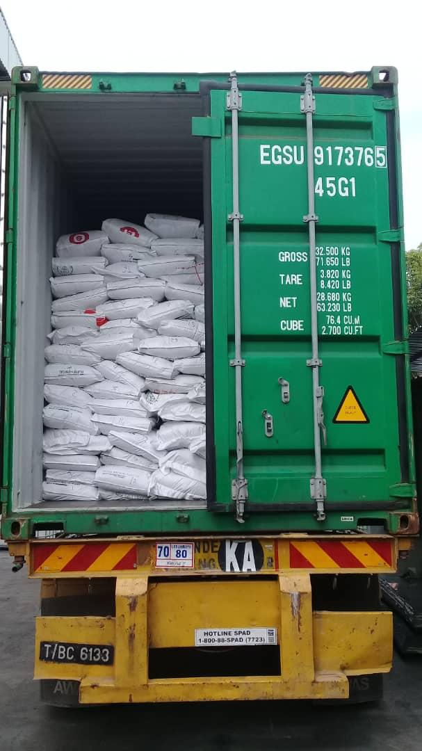 india bulk shipment