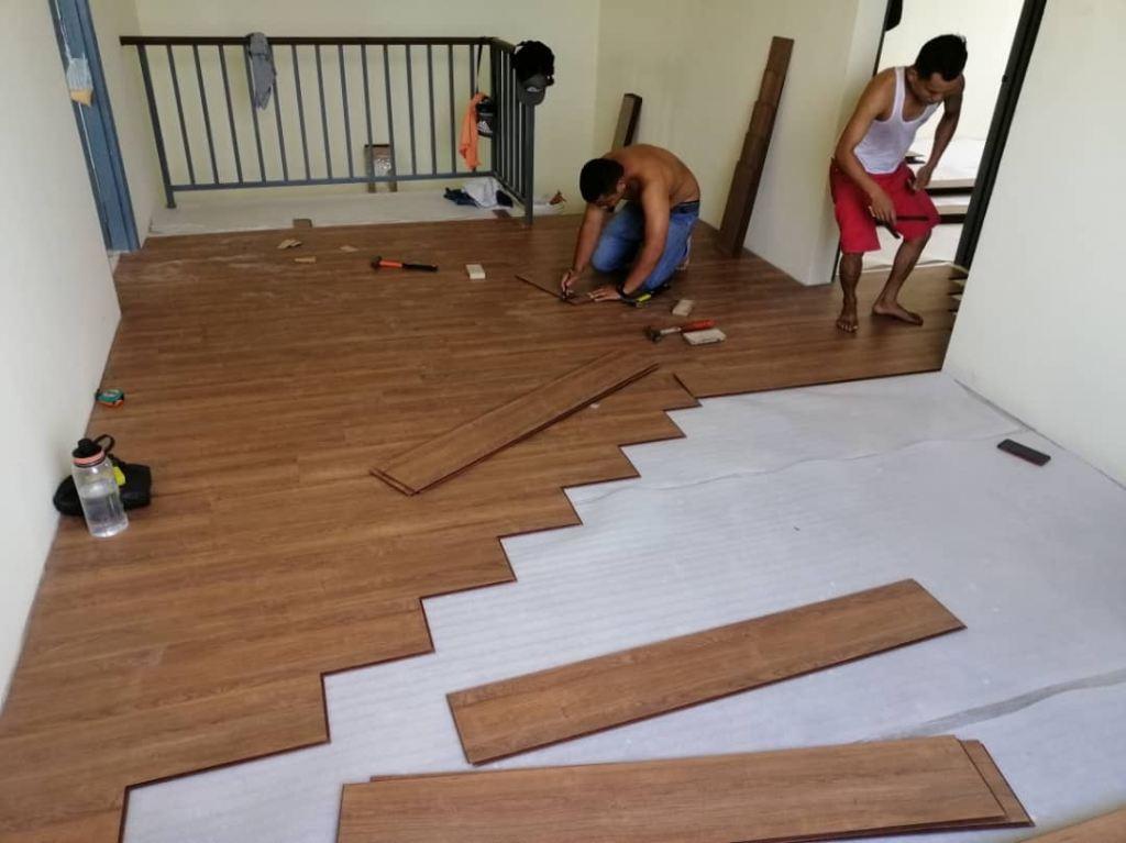 Robina laminate Flooring O136