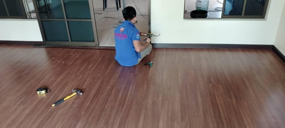 Robina Laminated Flooring CE21