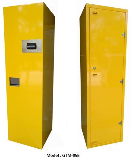 Token Machine 05B (Only back door open)