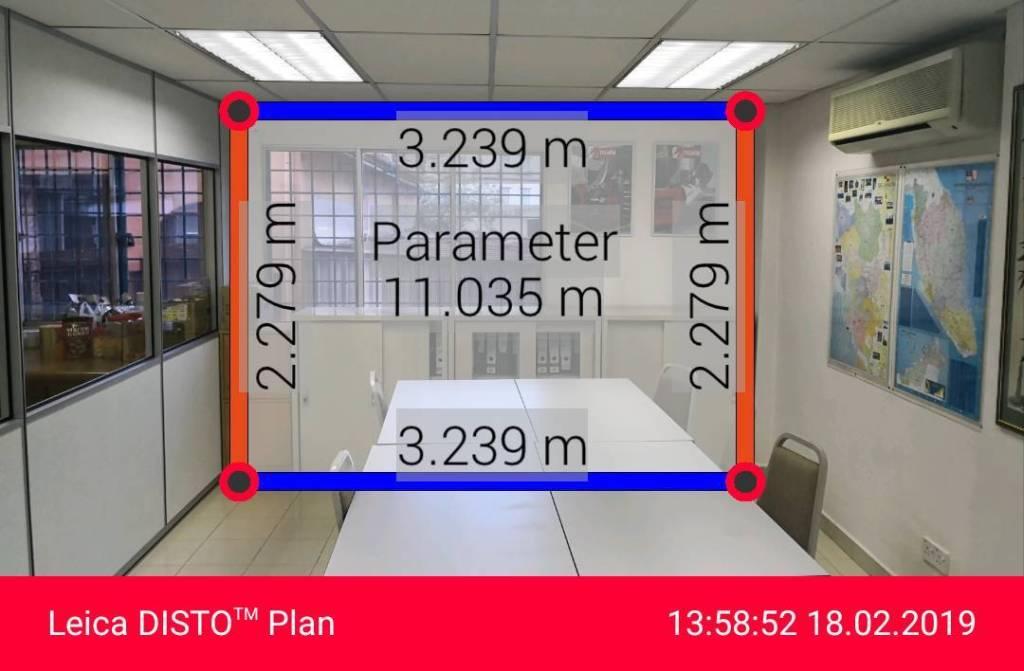 Laser Distance Meter Leica DISTO D110