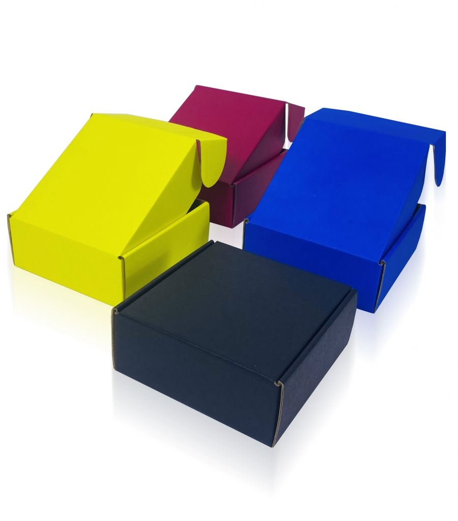 Add some Colour to your Packaging