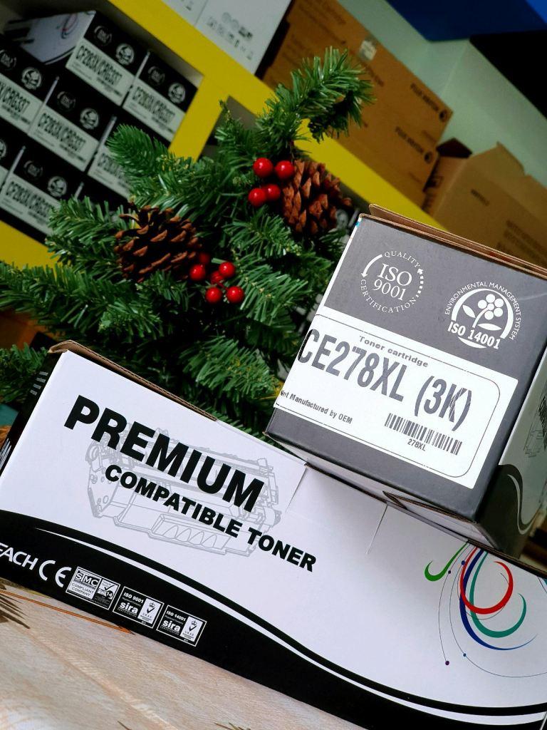 HP PREMIUM HIGH-GRADE CE278XL (3K) COM.LASER TONER