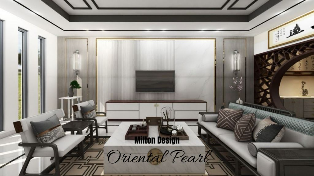 Why choose oriental style design?