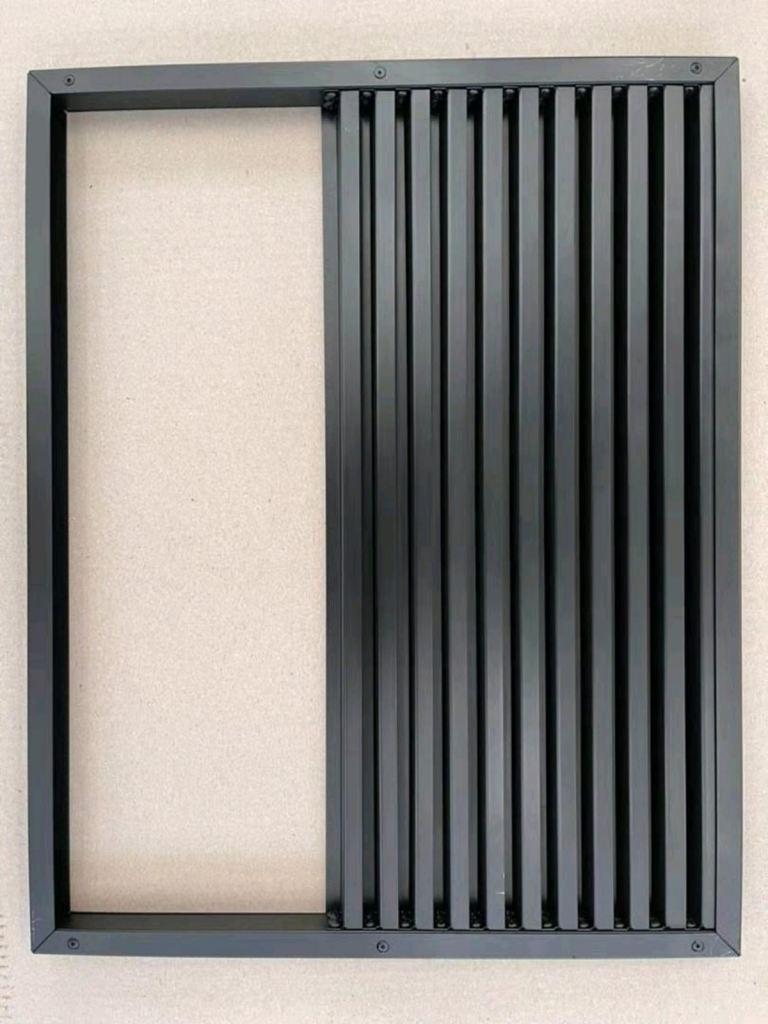 Aluminium Louver