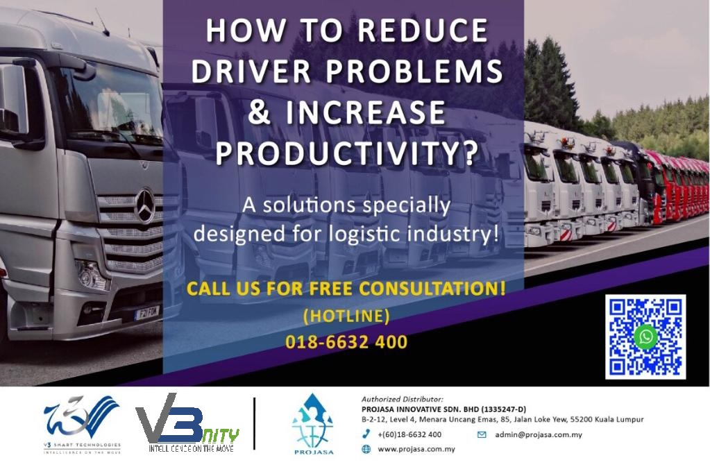 How To Reduce Driver Problems & Increase Business Productivity