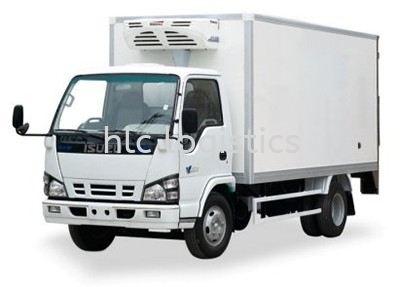 Famous Chiller truck