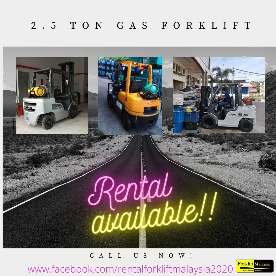 Forklift Malaysia Sale