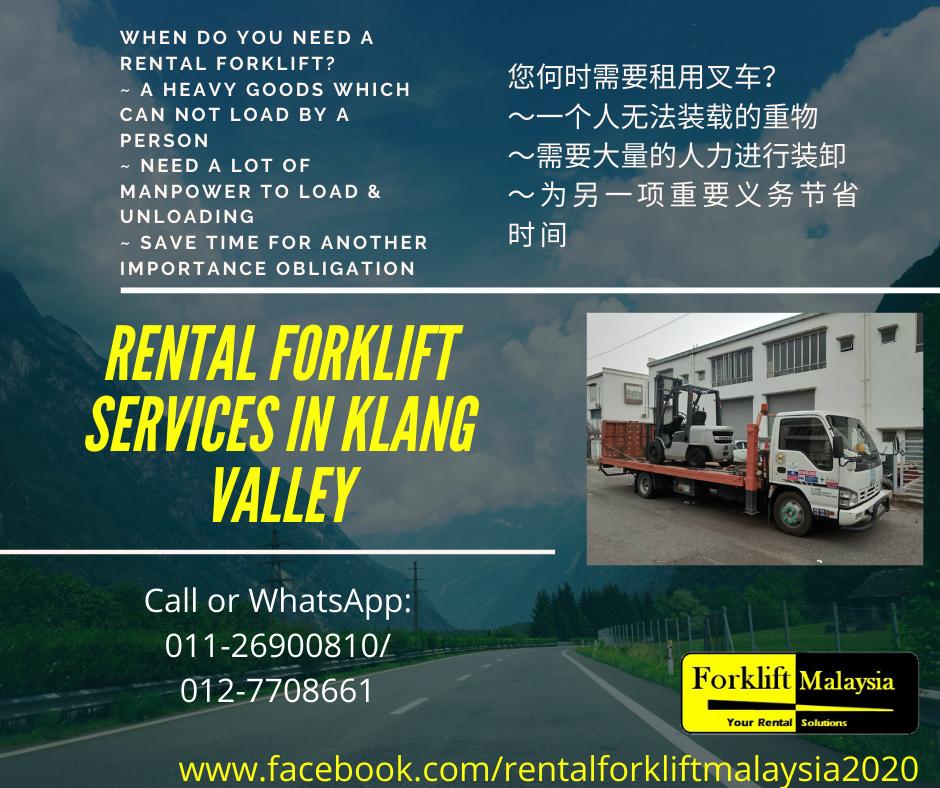 Forklift di Malaysia