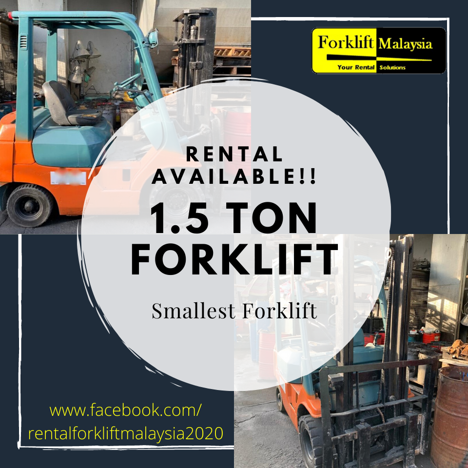 Used Forklift Malaysia