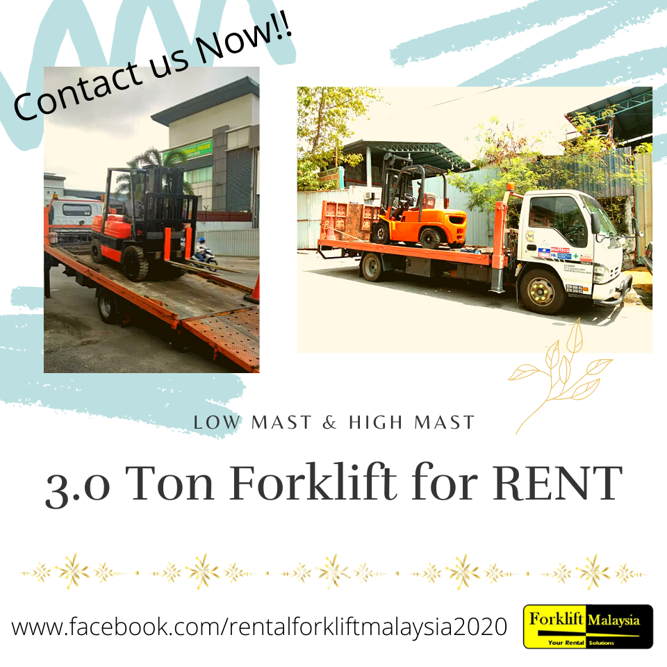 Forklift Nissan Malaysia