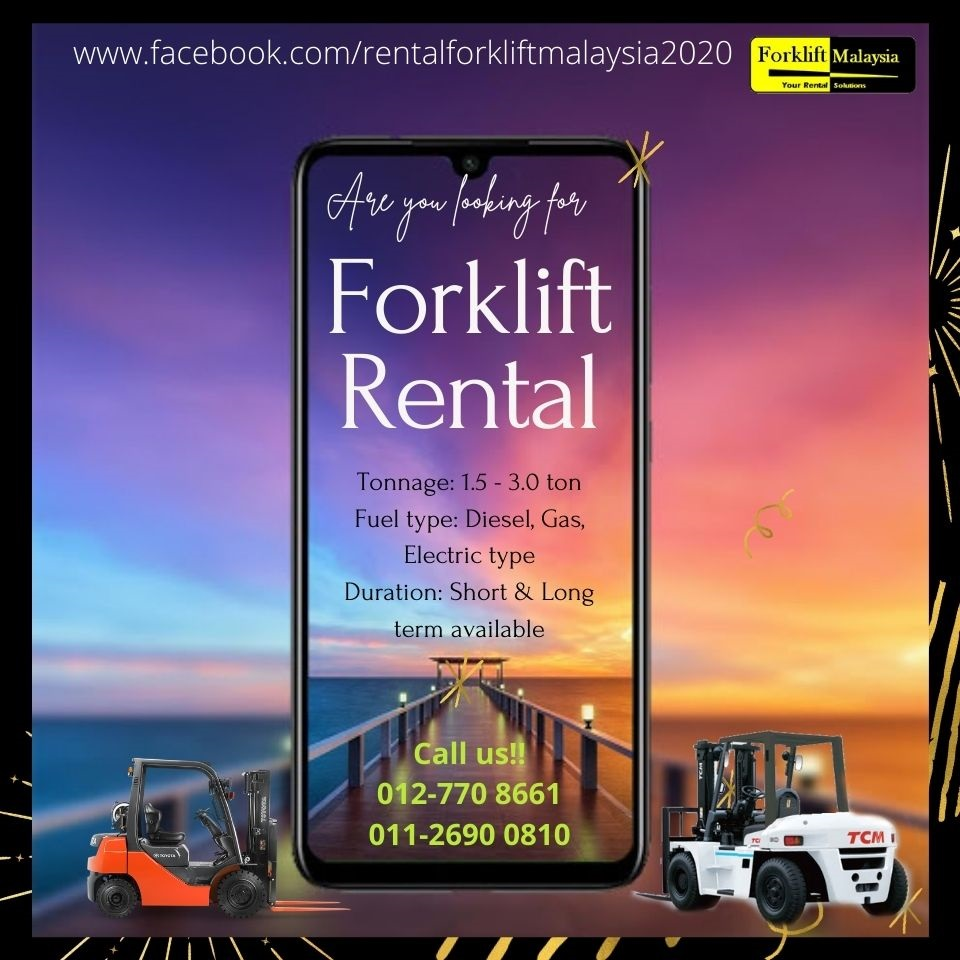 Forklift Malaysia Price