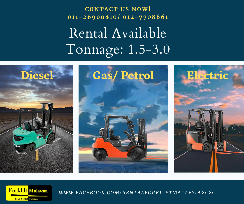 Forklift Gas Malaysia