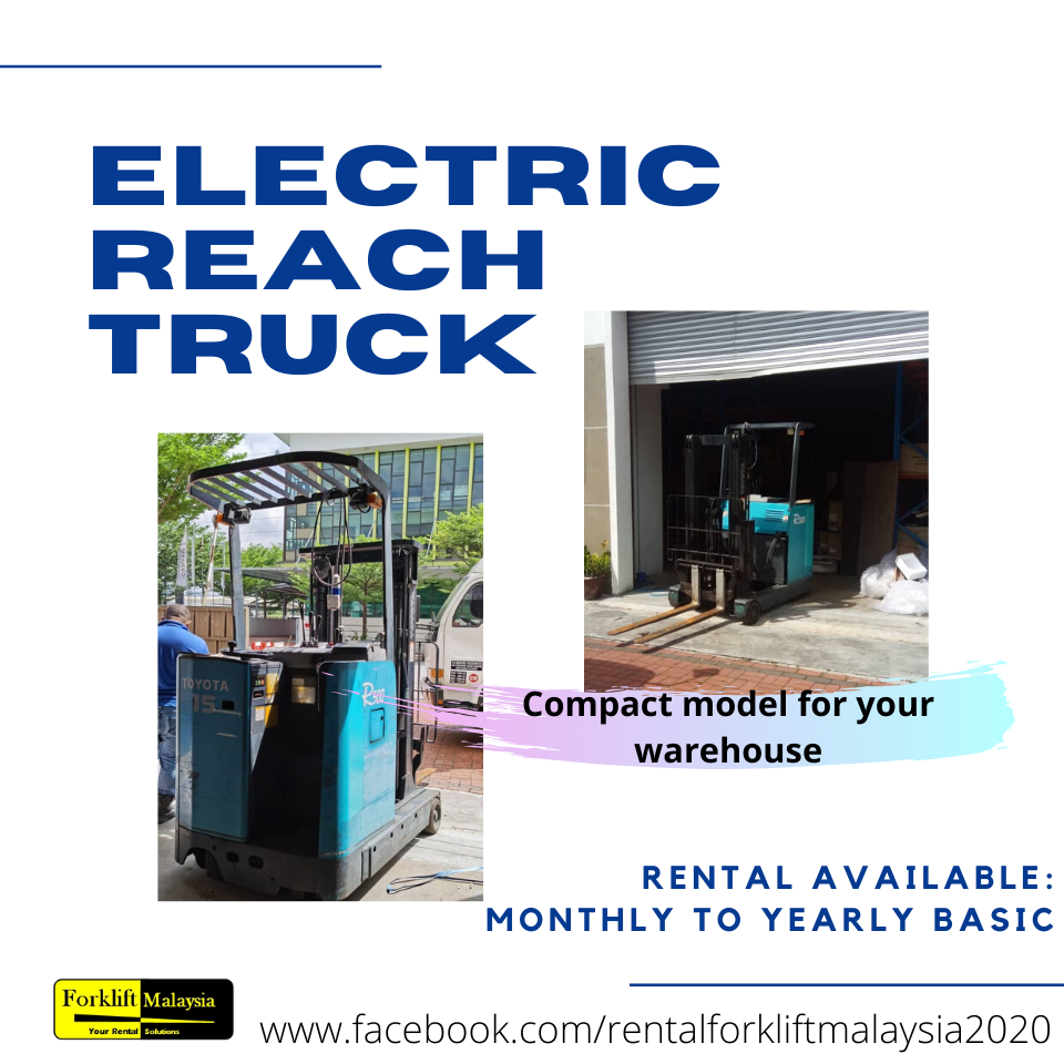 Forklift for rental Malaysia