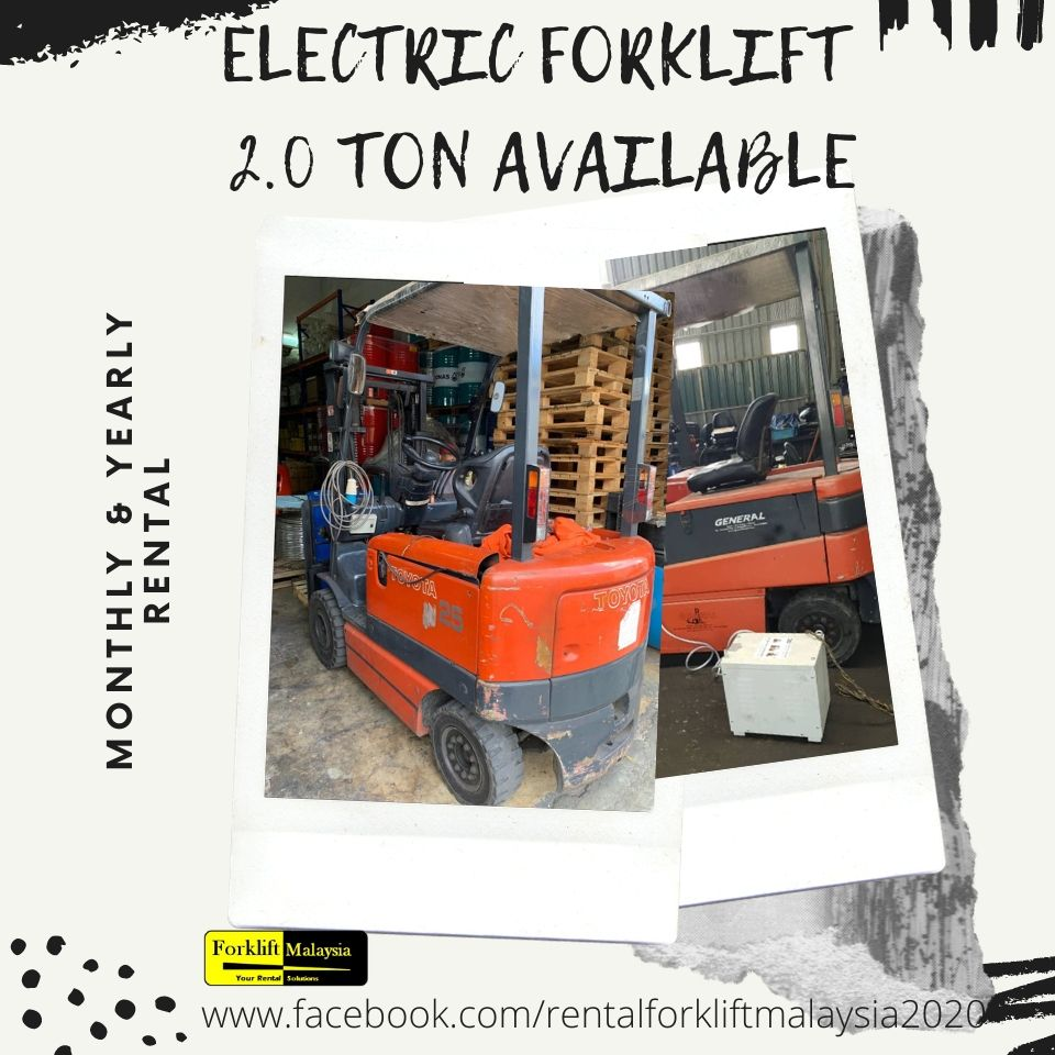 Forklift for Sales in Malaysia
