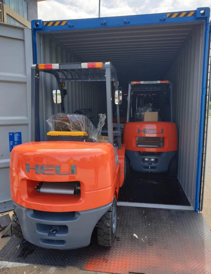 Heli Forklift Supplies HN Forklift 0123956908
