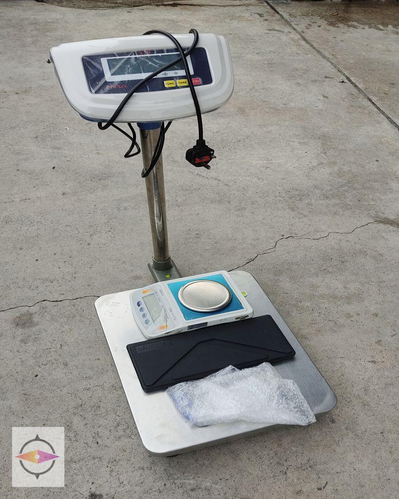Delivered back to Customer - Calibration Equipment
