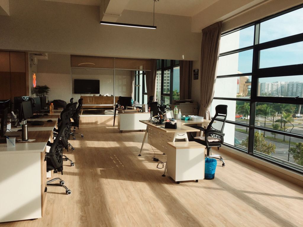 New Project Sharing: Modern,Timeless & Cozy Office in JB