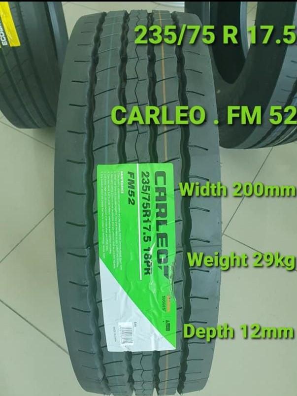 CARLEO FM52 ( HEAVY DUTY FOR 3 TON LORRY )