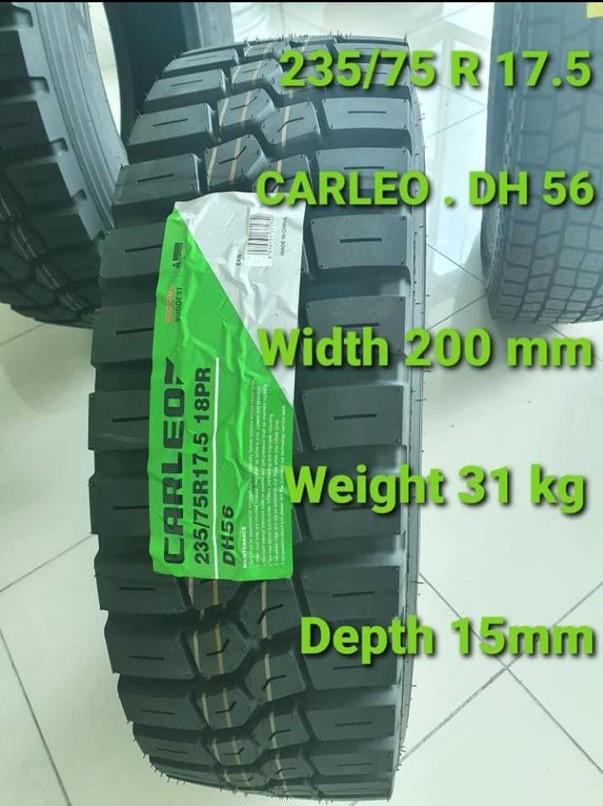 CARLEO DH56 (HEAVY DUTY FOR 3TON LORRY)
