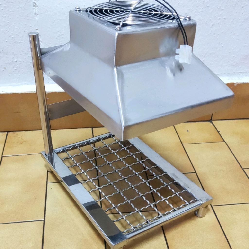 Customize stainless steel drying station