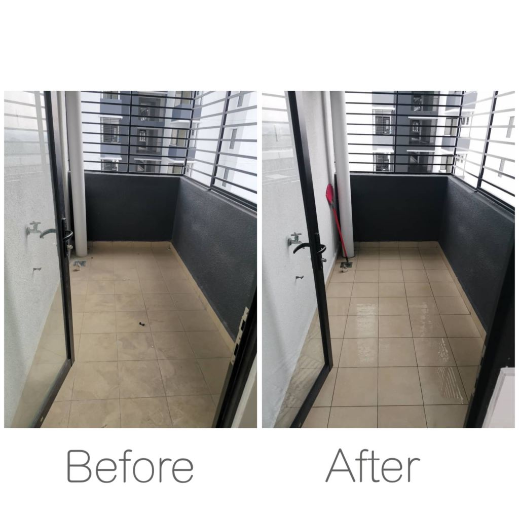 Move In Move Out House Cleaning At Petaling Jaya